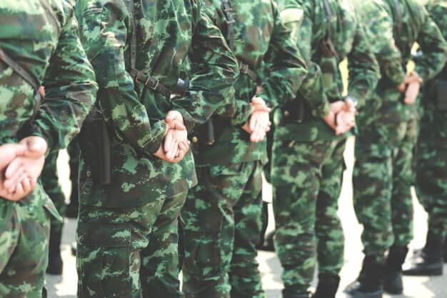 Militarización de aduanas y puertos mexicanos