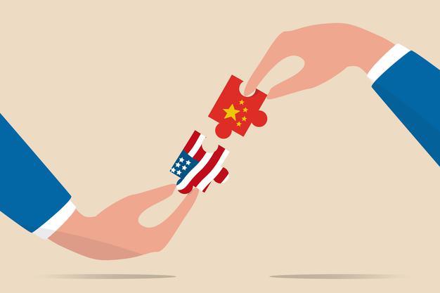 China principal socio comercial de Estados Unidos